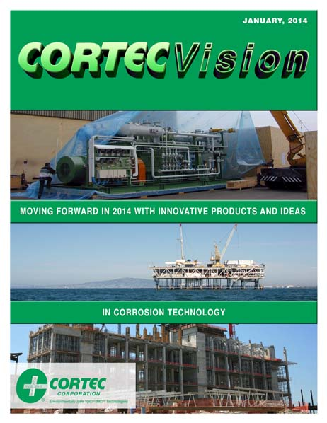 Cortec Vision, Corporate Newsletter, January 2014 Edition