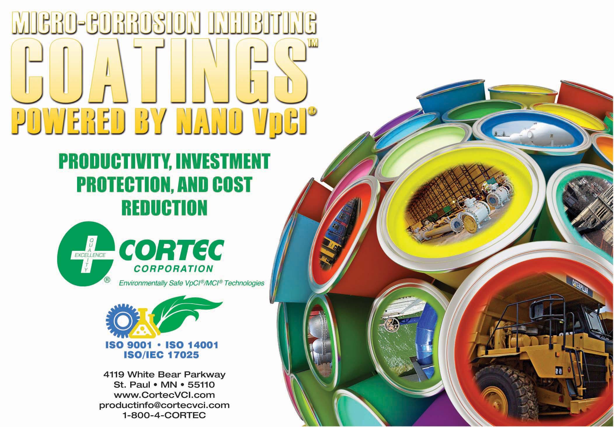 coatings productivity