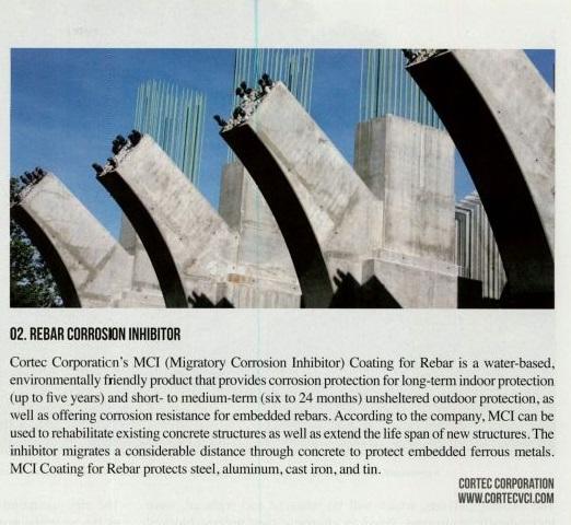 Structural Engineering Magazine : Cortec mci