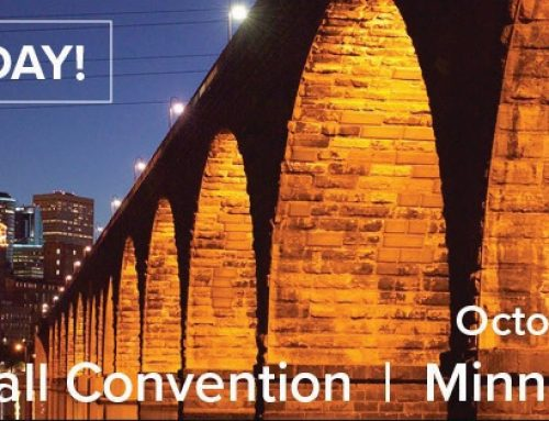 NEWS ALERT: Join us at the 2021 ICRI Fall Convention in Minneapolis!
