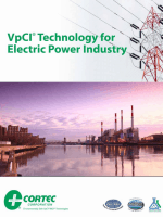 VpCI Tech for Electric Power Industry