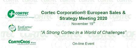 Cortec Corporation® European Sales & Strategy Meeting 2020
