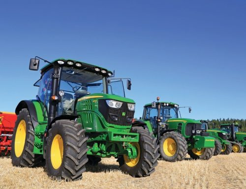 NEWS ALERT: Bring Renewables Back to the Farm for Biobased Lubrication