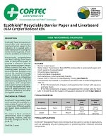 EcoShield Barrier Paper