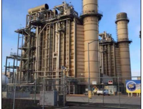 CASE HISTORY SPOTLIGHT: Case History #555: Industrial Power Plant Preservation